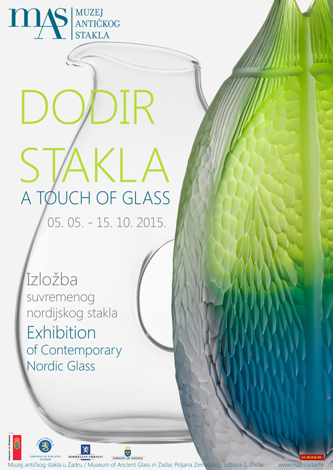Exhibition – A touch of glass