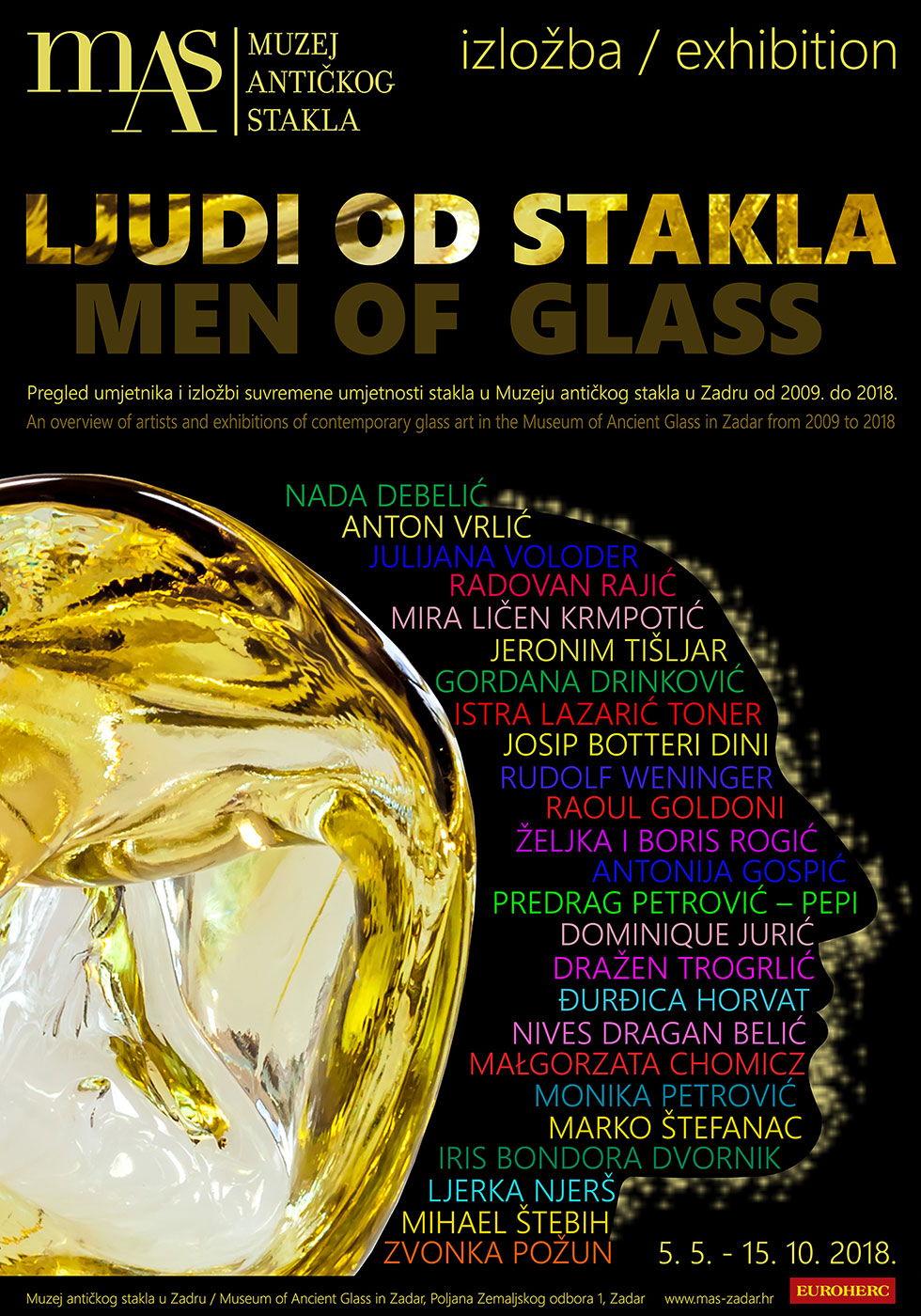 Exhibition – Men of glass