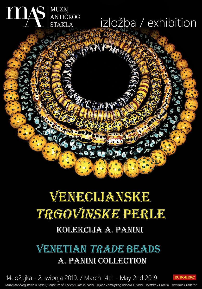 Exhibition - Venetian trade beads