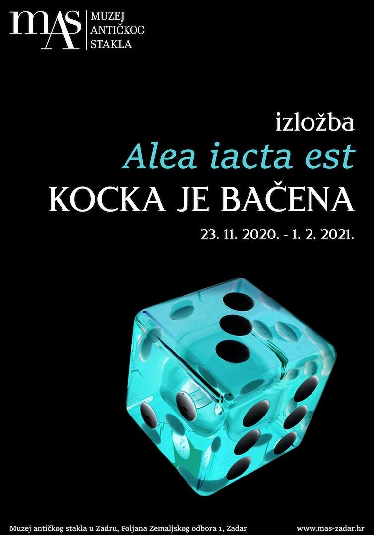 Izložba – Alea iacta est