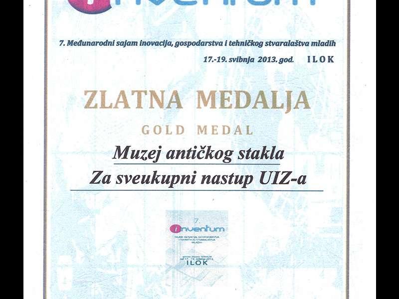 Nagrade 2013