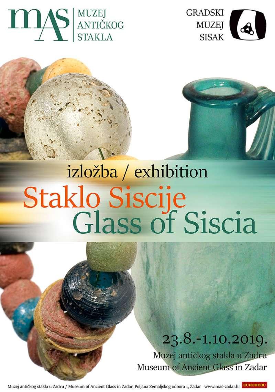 Exhibition – Glass of Siscia