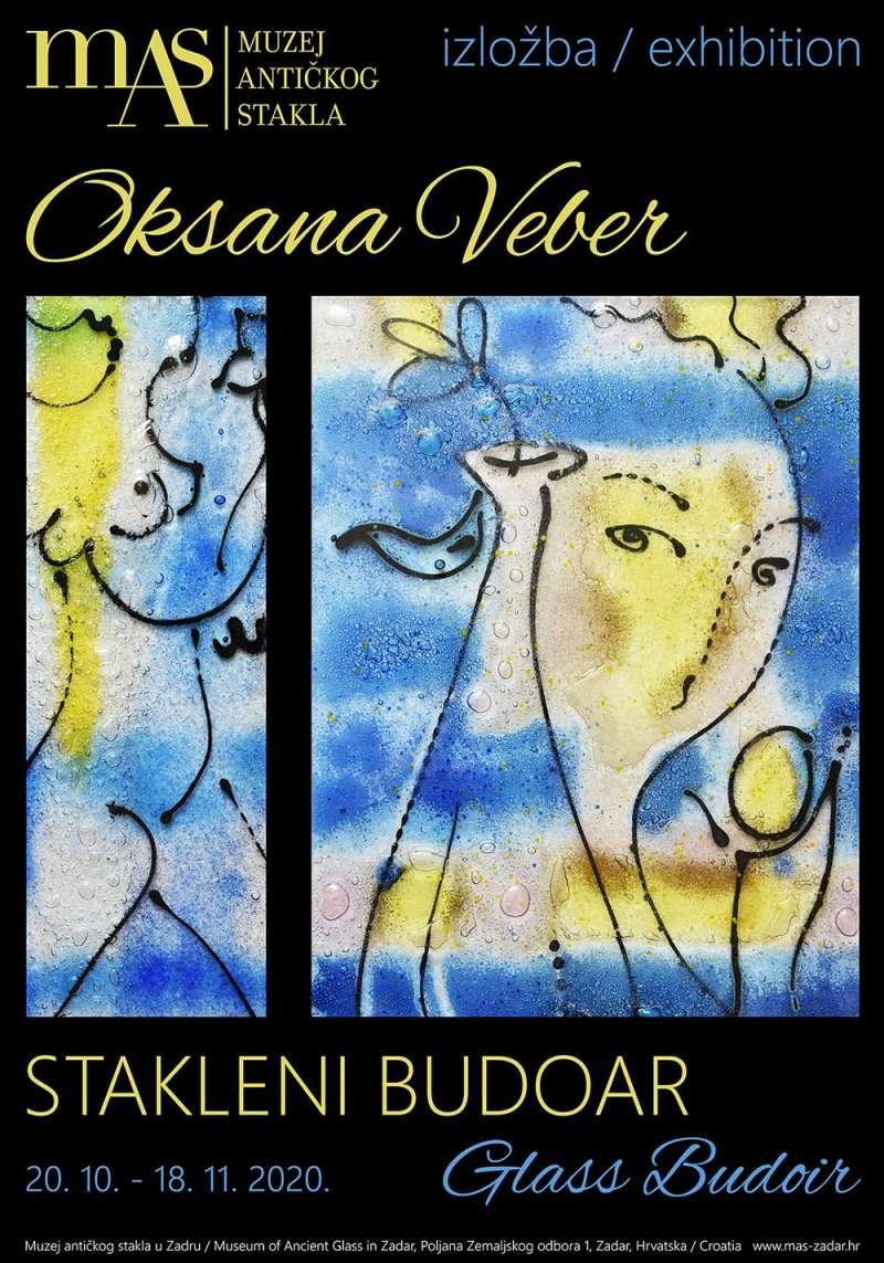 Exhibition – Oksana Veber / Glass Budoir