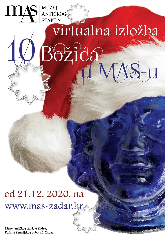 10 Božića u MAS-u