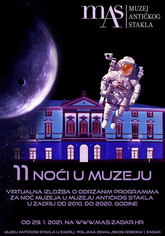 11 noći u muzeju