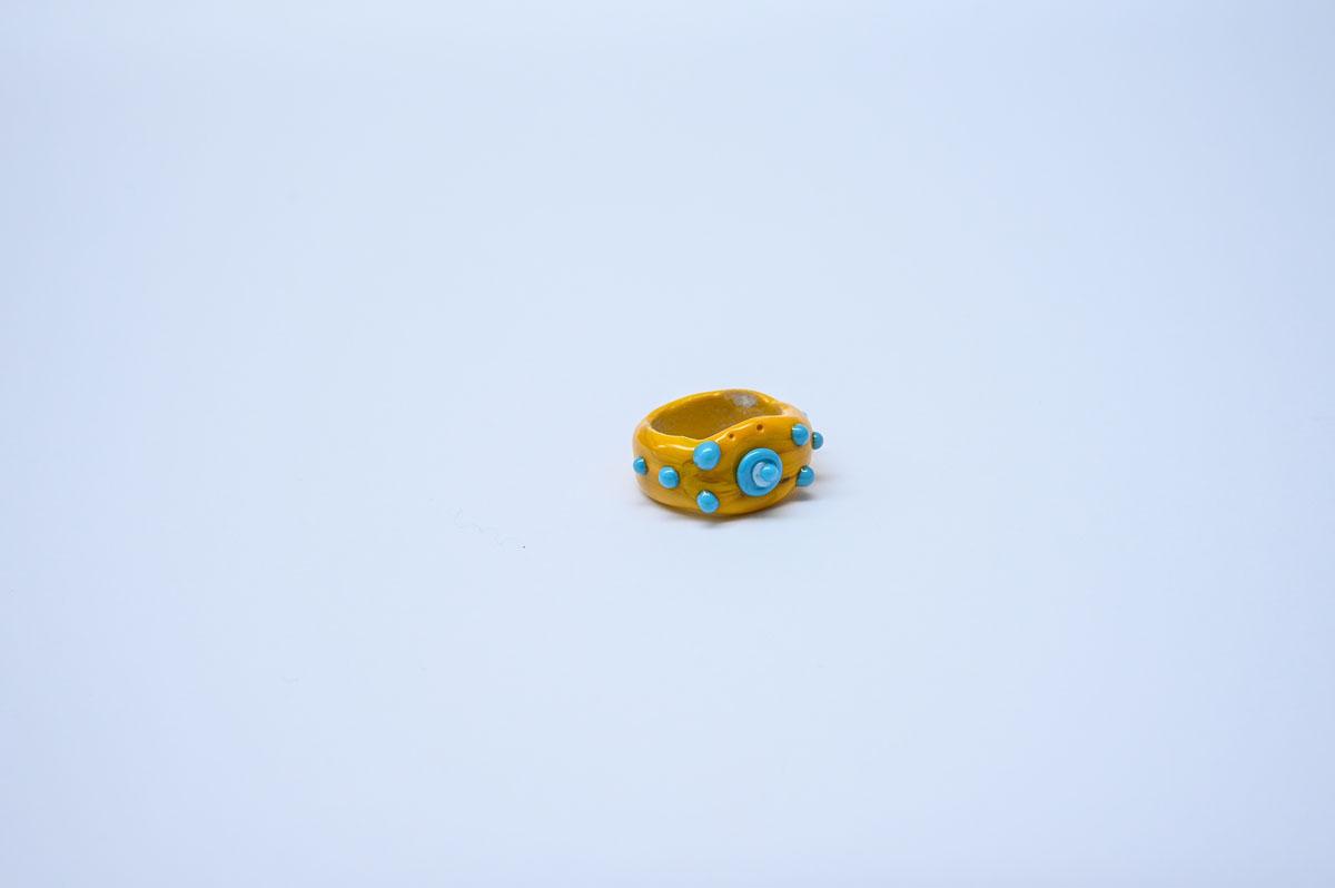 Prsten – replika