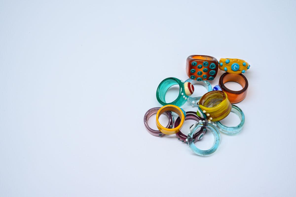Prstenje – replike / slobodna interpretacija